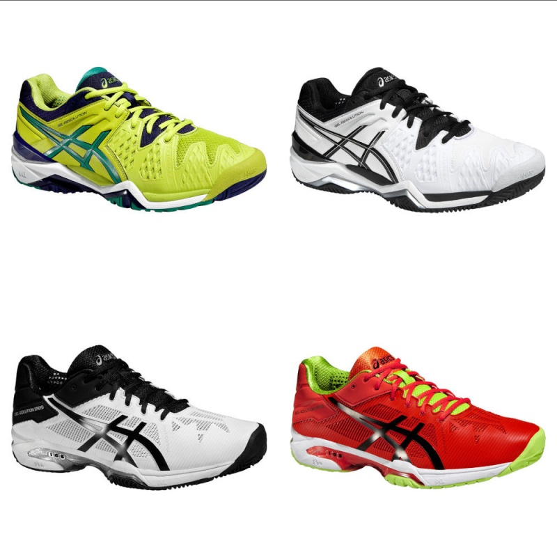 nuovi colori asics gel resolution 6 e nuove solution speed 3 Asics11