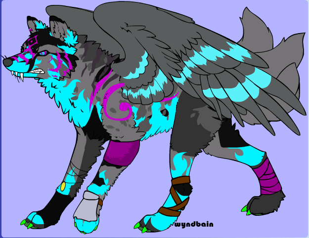Create Your Wolf Here Irek-t10