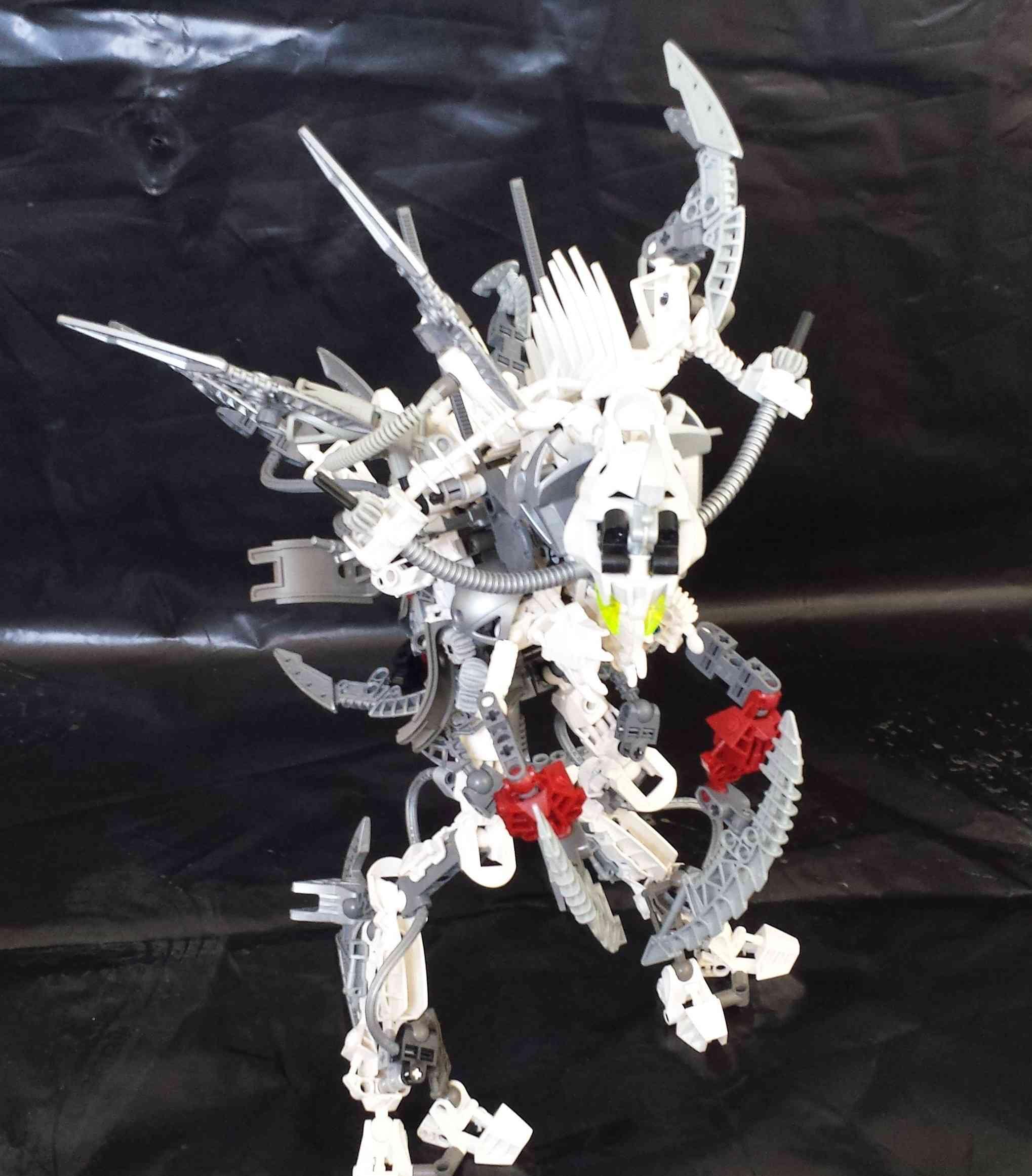 "[MOC] BIONICLE MOC - ""Amaymon"" : God Of Order 20151010"
