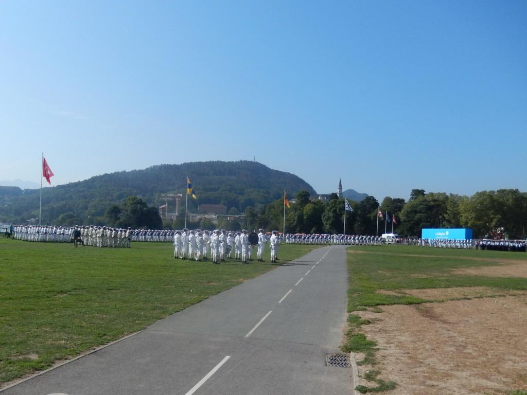[ Histoire et histoires ] Passation de commandement au 27e bataillon des chasseurs Alpin à Annecy 00112