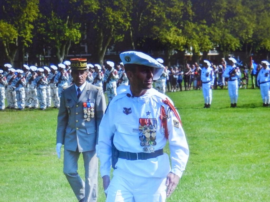 [ Histoire et histoires ] Passation de commandement au 27e bataillon des chasseurs Alpin à Annecy 001_211