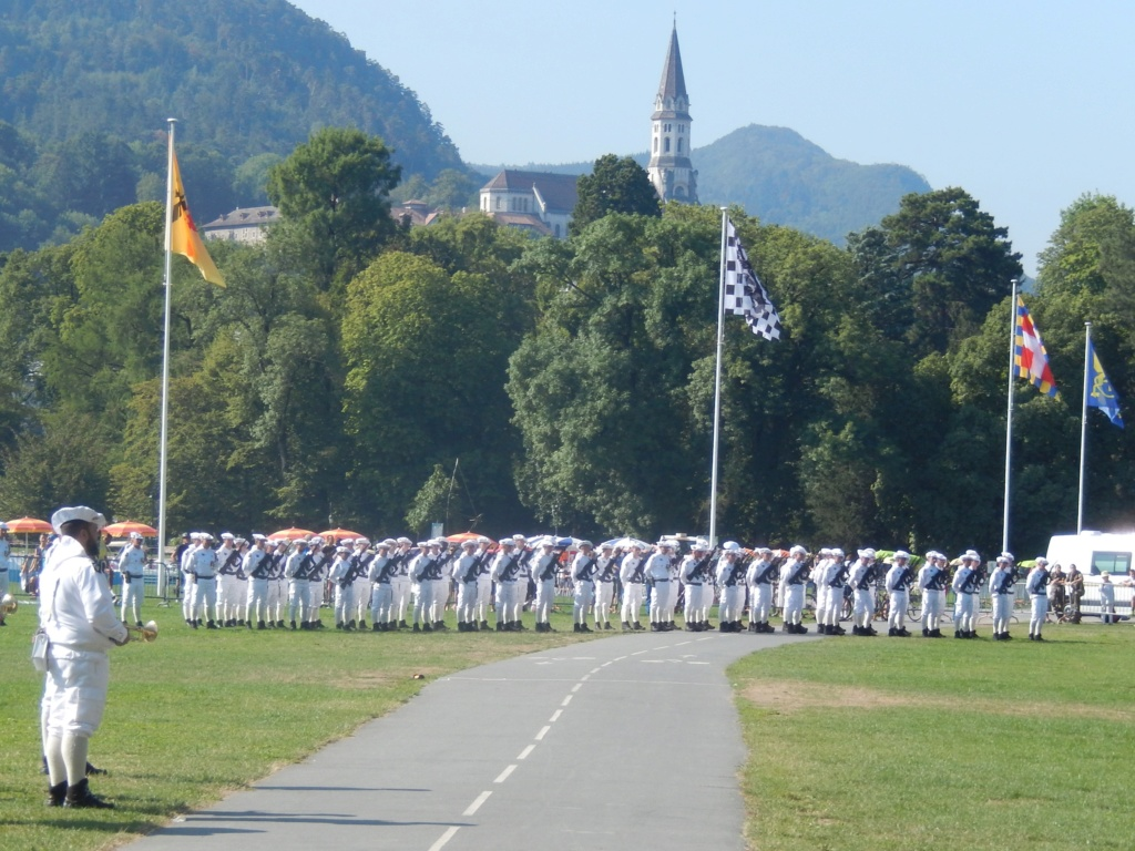 [ Histoire et histoires ] Passation de commandement au 27e bataillon des chasseurs Alpin à Annecy 00314