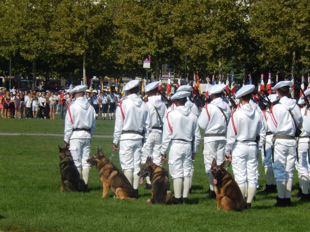 [ Histoire et histoires ] Passation de commandement au 27e bataillon des chasseurs Alpin à Annecy 00515
