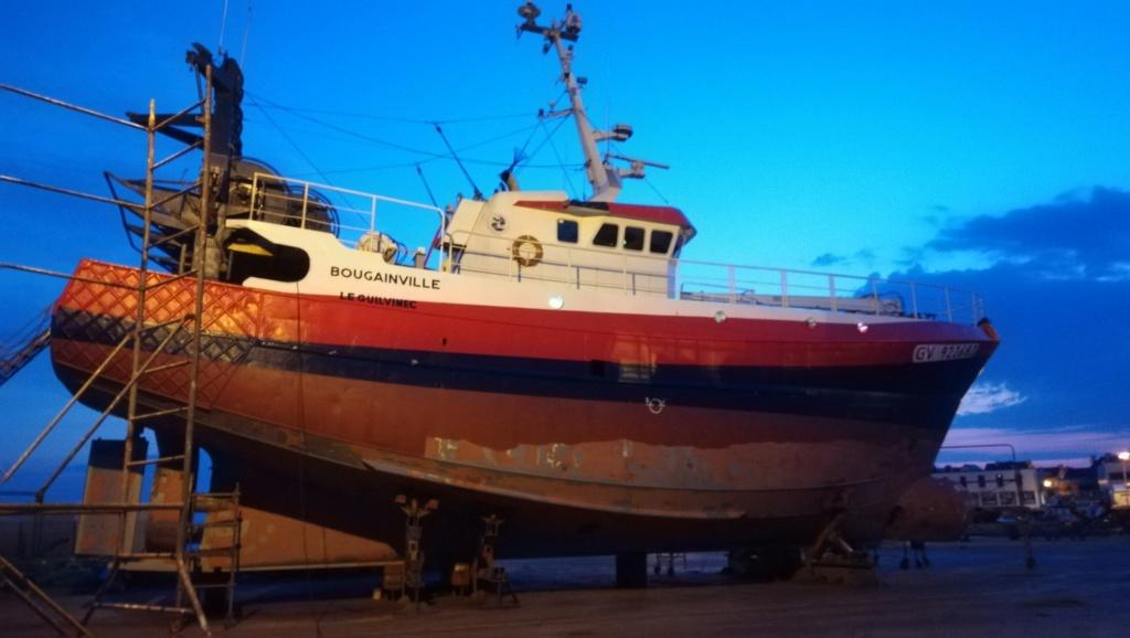 [VIE DES PORTS] Quelques bateaux de pêche (sur nos côtes Françaises) 00611