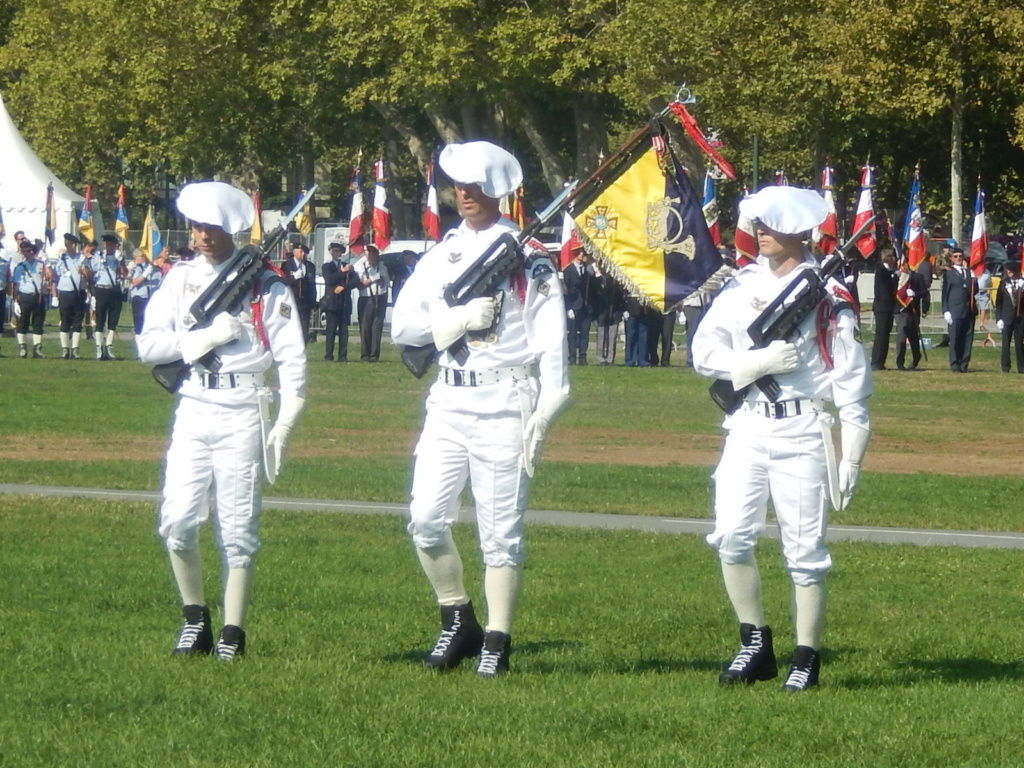 [ Histoire et histoires ] Passation de commandement au 27e bataillon des chasseurs Alpin à Annecy 01311