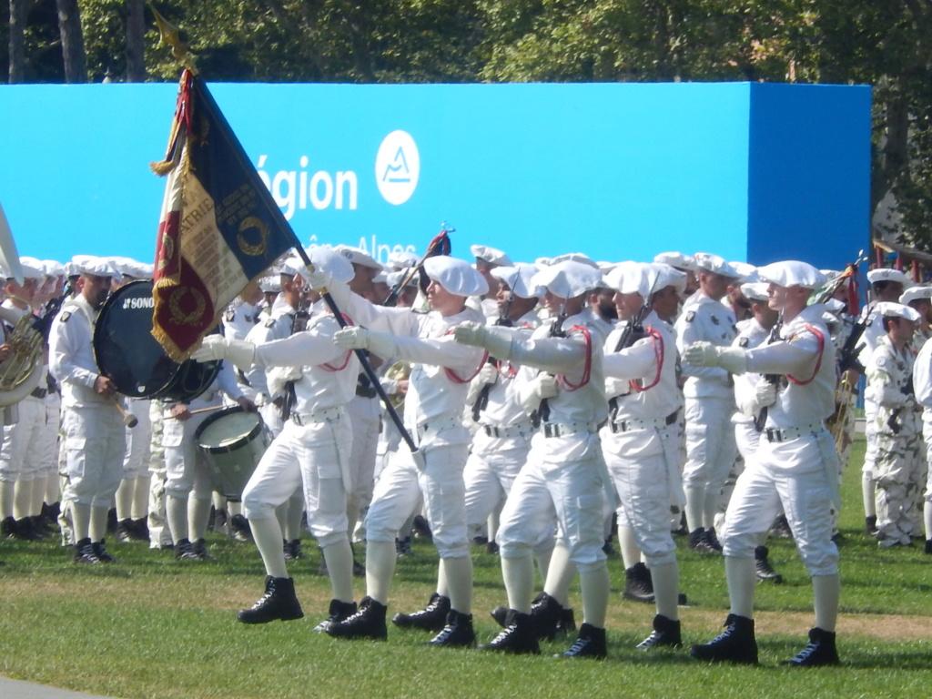 [ Histoire et histoires ] Passation de commandement au 27e bataillon des chasseurs Alpin à Annecy 01410