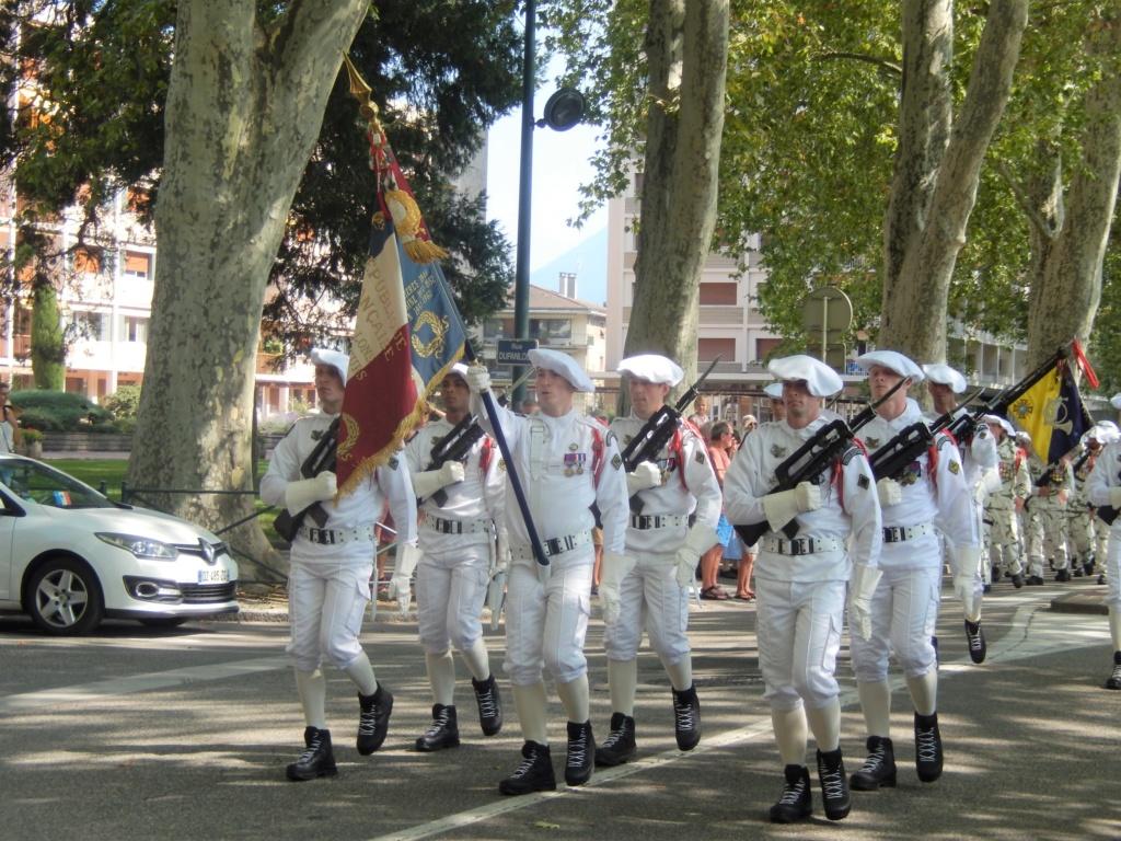 [ Histoire et histoires ] Passation de commandement au 27e bataillon des chasseurs Alpin à Annecy 016_210