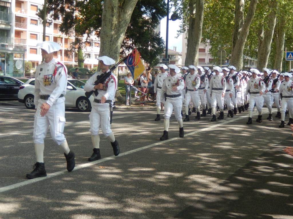 [ Histoire et histoires ] Passation de commandement au 27e bataillon des chasseurs Alpin à Annecy 01811
