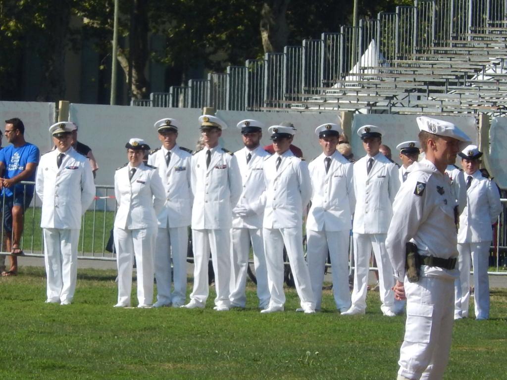 [ Histoire et histoires ] Passation de commandement au 27e bataillon des chasseurs Alpin à Annecy 02410