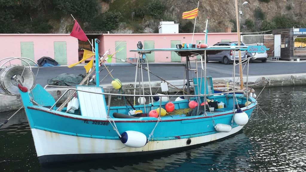 [VIE DES PORTS] Quelques bateaux de pêche (sur nos côtes Françaises) 05411