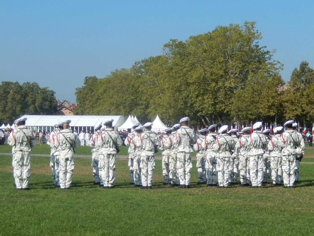 [ Histoire et histoires ] Passation de commandement au 27e bataillon des chasseurs Alpin à Annecy 0710