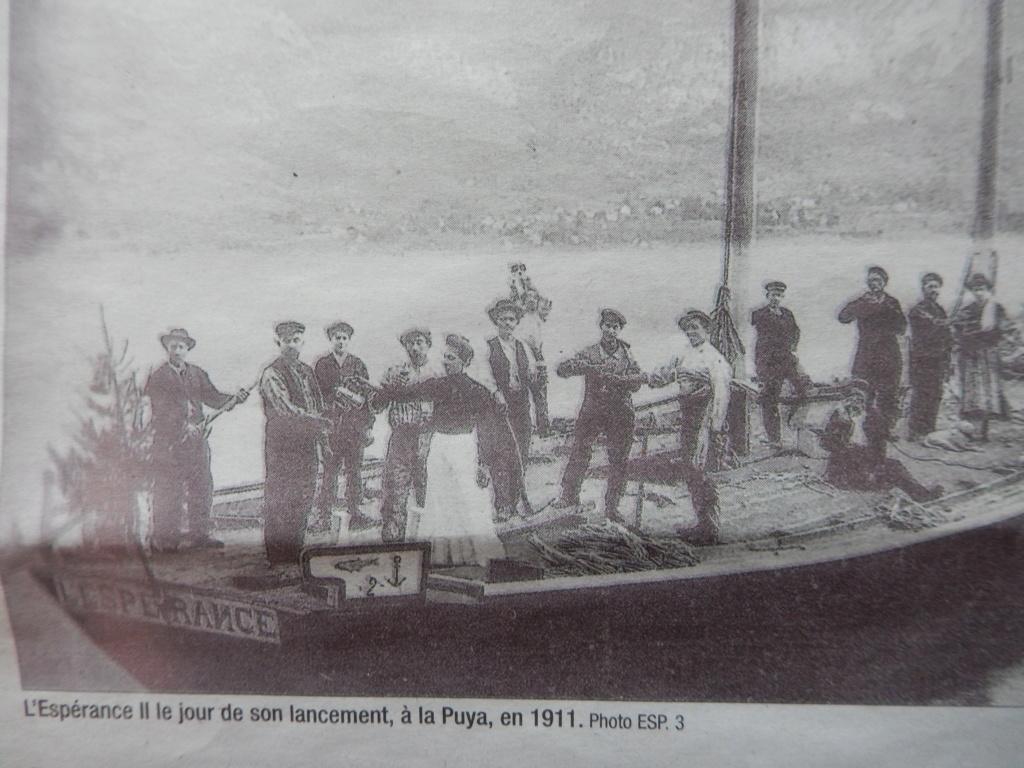 [ Marine à voile ] L'ESPERANCE III  Lac d'Annecy Dscn5614