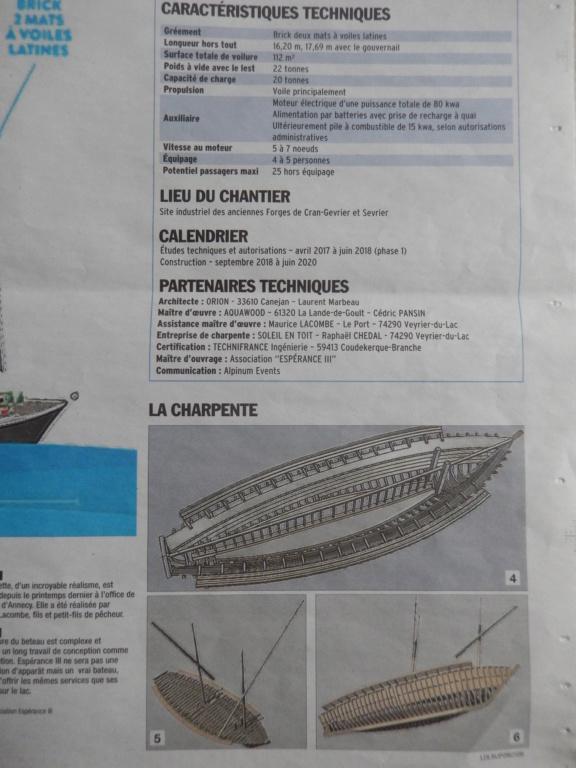 [ Marine à voile ] L'ESPERANCE III  Lac d'Annecy Dscn5621