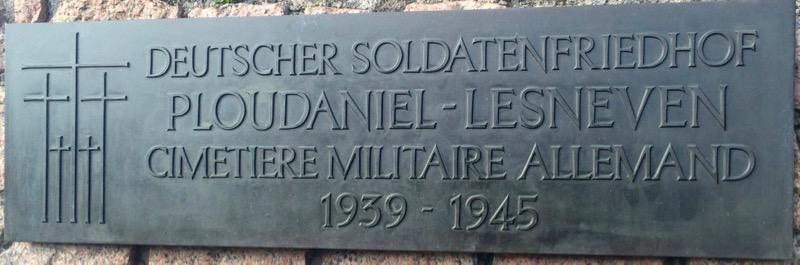 Cimetière militaire de Lesneven/Ploudaniel Ci10
