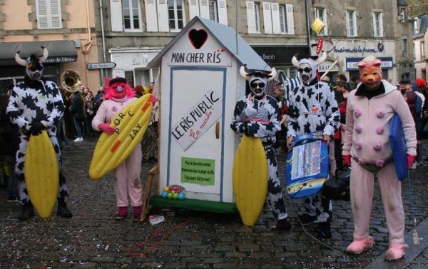 Carnaval des Gras 2019 Douarnenez Img_5917