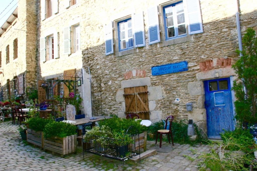 Brest, que  la rue Saint Malo et une virée en télépherique Rue210