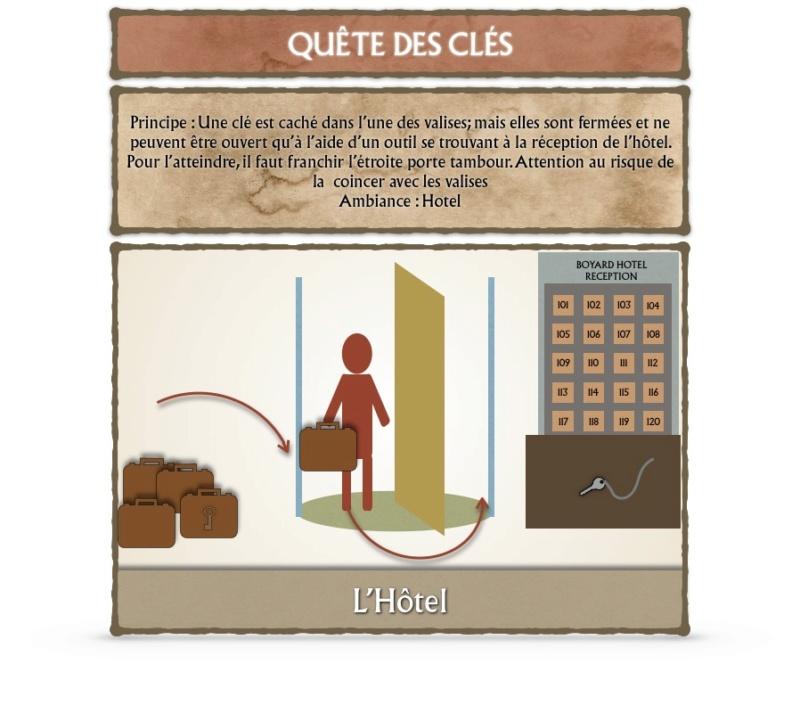 Débat ÉPREUVES ET AVENTURES (Nouvelles idées, Modifications...) - Fort Boyard 2019 Hotel10