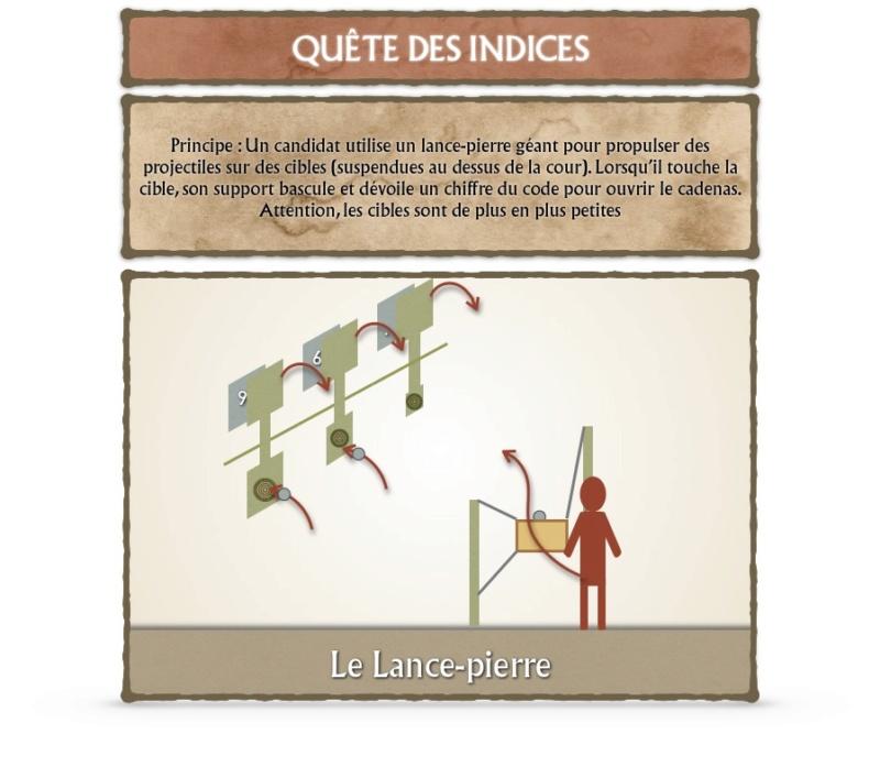 Débat ÉPREUVES ET AVENTURES (Nouvelles idées, Modifications...) - Fort Boyard 2019 Lance-10