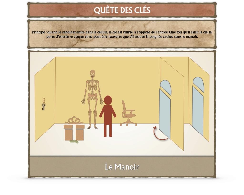 Débat ÉPREUVES ET AVENTURES (Nouvelles idées, Modifications...) - Fort Boyard 2021 Manoir11