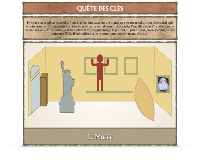 Débat ÉPREUVES ET AVENTURES (Nouvelles idées, Modifications...) - Fort Boyard 2019 Muszoe10