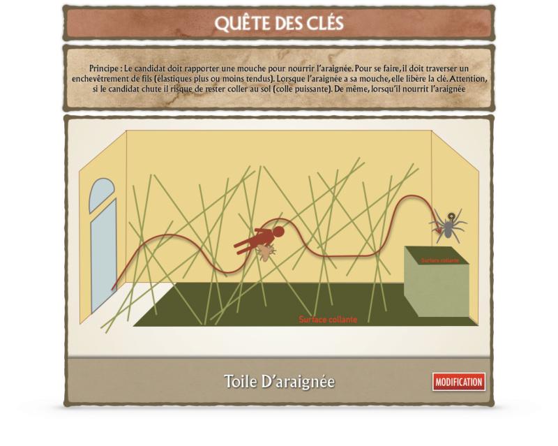 Débat ÉPREUVES ET AVENTURES (Nouvelles idées, Modifications...) - Fort Boyard 2020 Toile_10