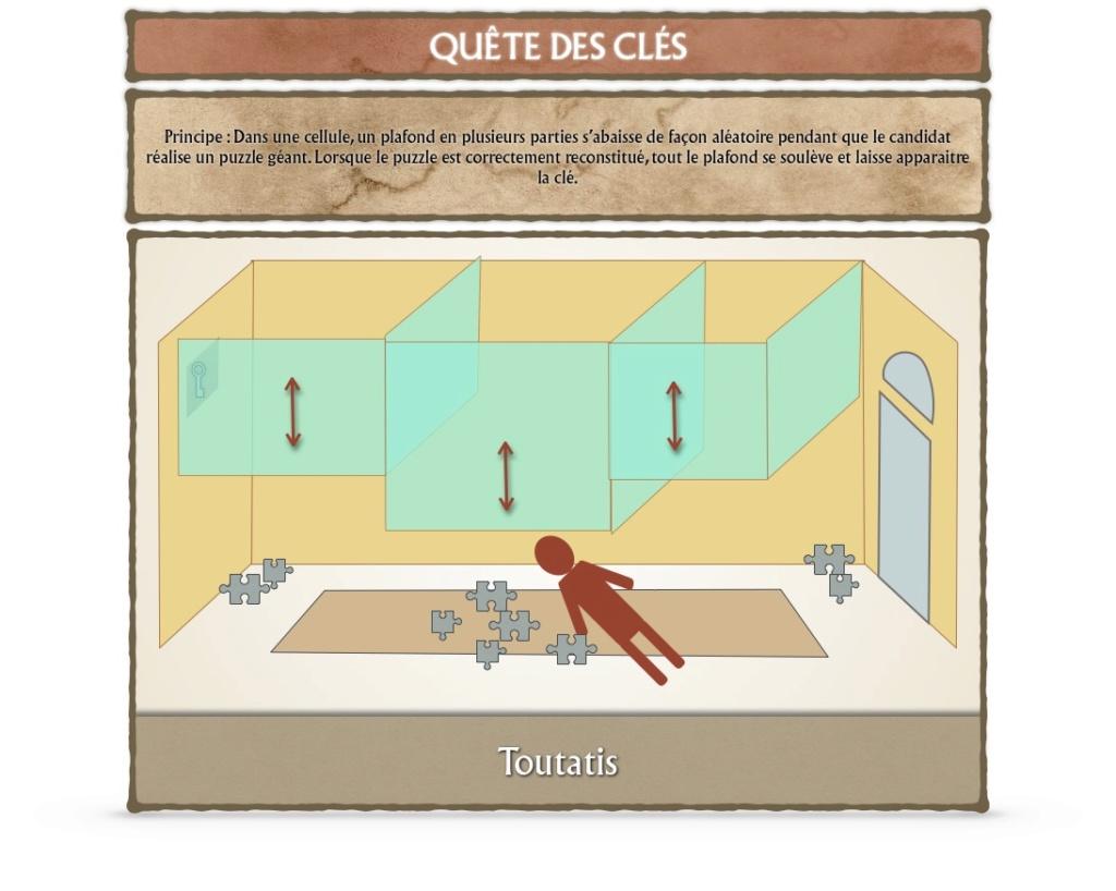 Débat ÉPREUVES ET AVENTURES (Nouvelles idées, Modifications...) - Fort Boyard 2020 Toutat10