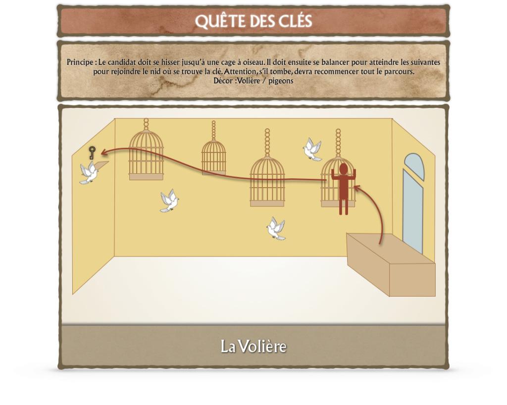 Débat ÉPREUVES ET AVENTURES (Nouvelles idées, Modifications...) - Fort Boyard 2021 Volizo11