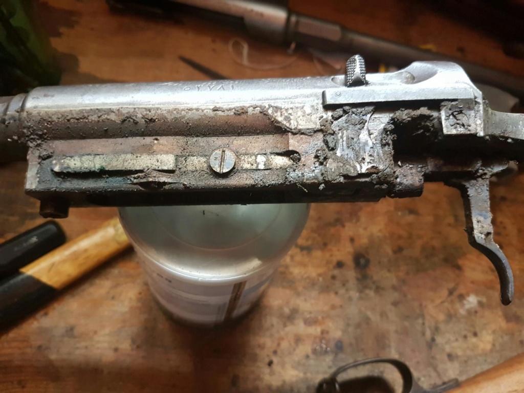 Mauser ottoman 1887 5510