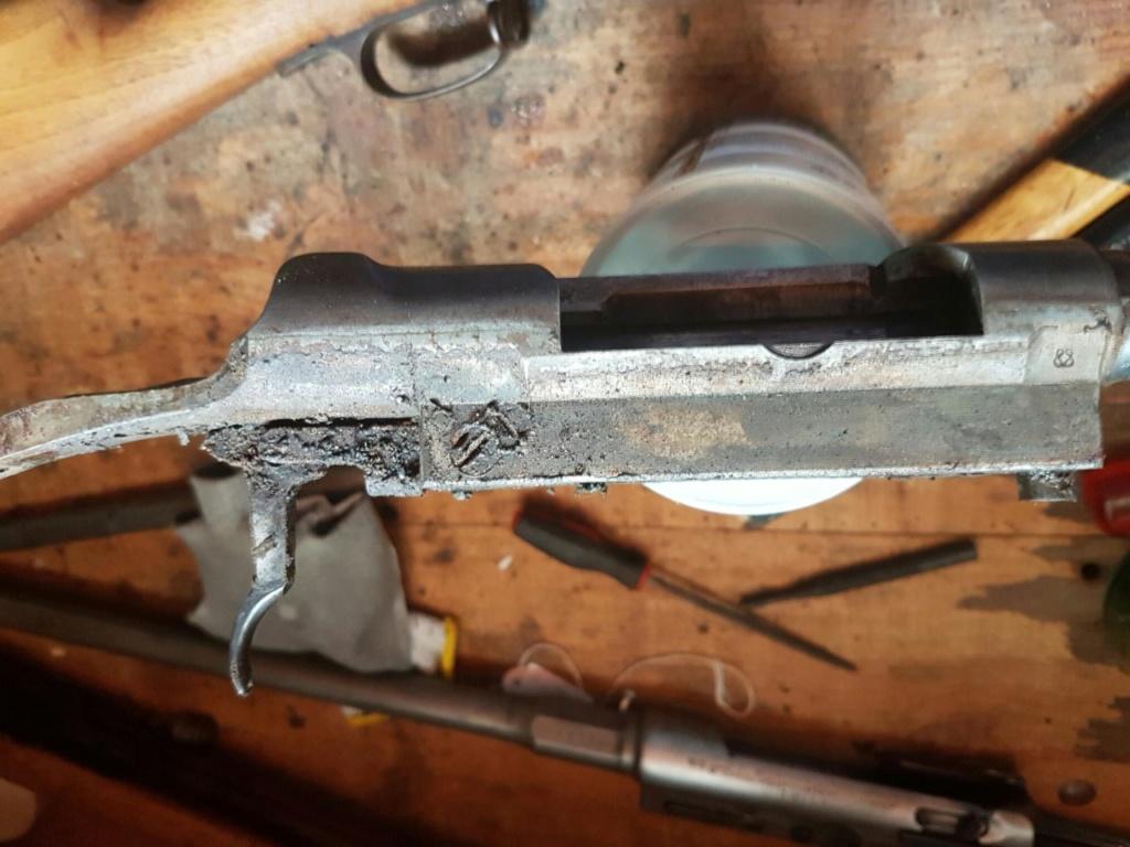 Mauser ottoman 1887 6610