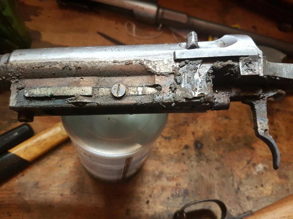 Mauser ottoman 1887 7710