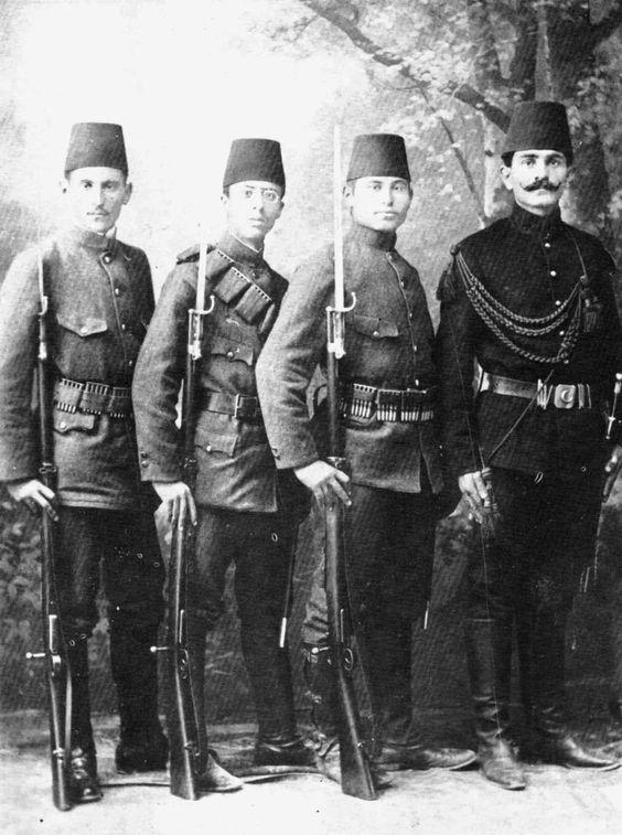 Mauser 1893 Ottoman 80914010