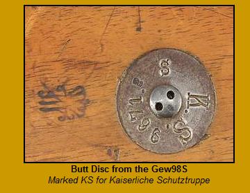 Identification crosse mauser 71/84 ou 1887 Ks10