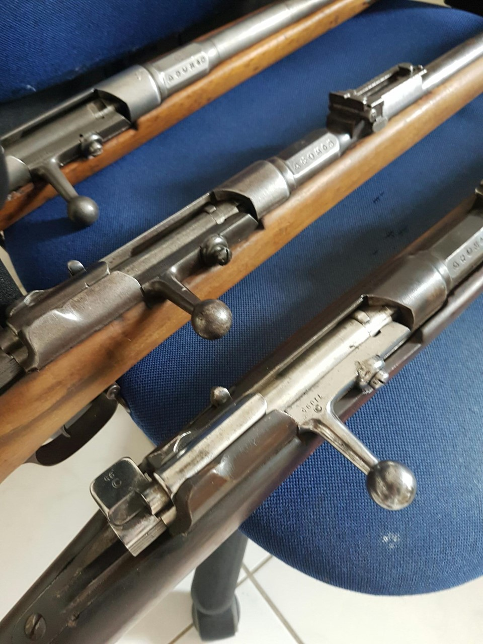 recharger du 9.5x60r mauser 1887  - Page 4 Thumb100