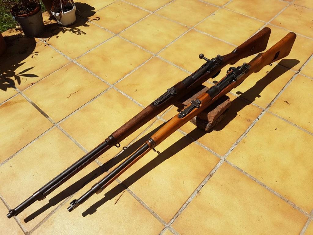 Mausers Turcs modèles 38 Thumbn44