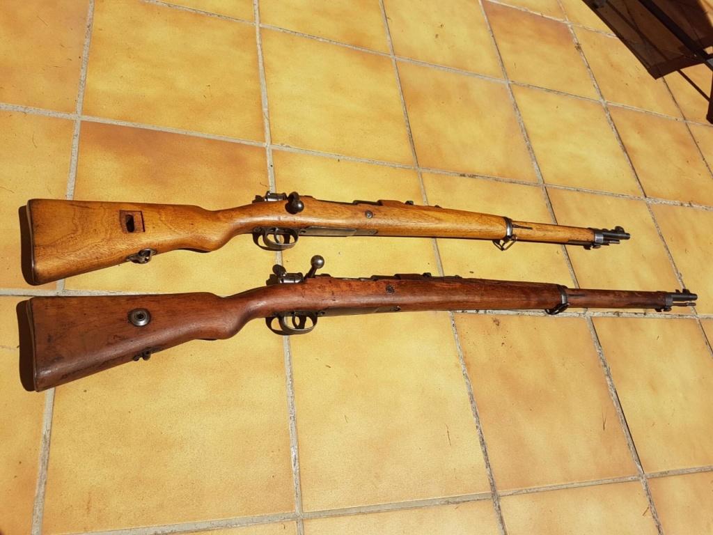 Mausers Turcs modèles 38 Thumbn46