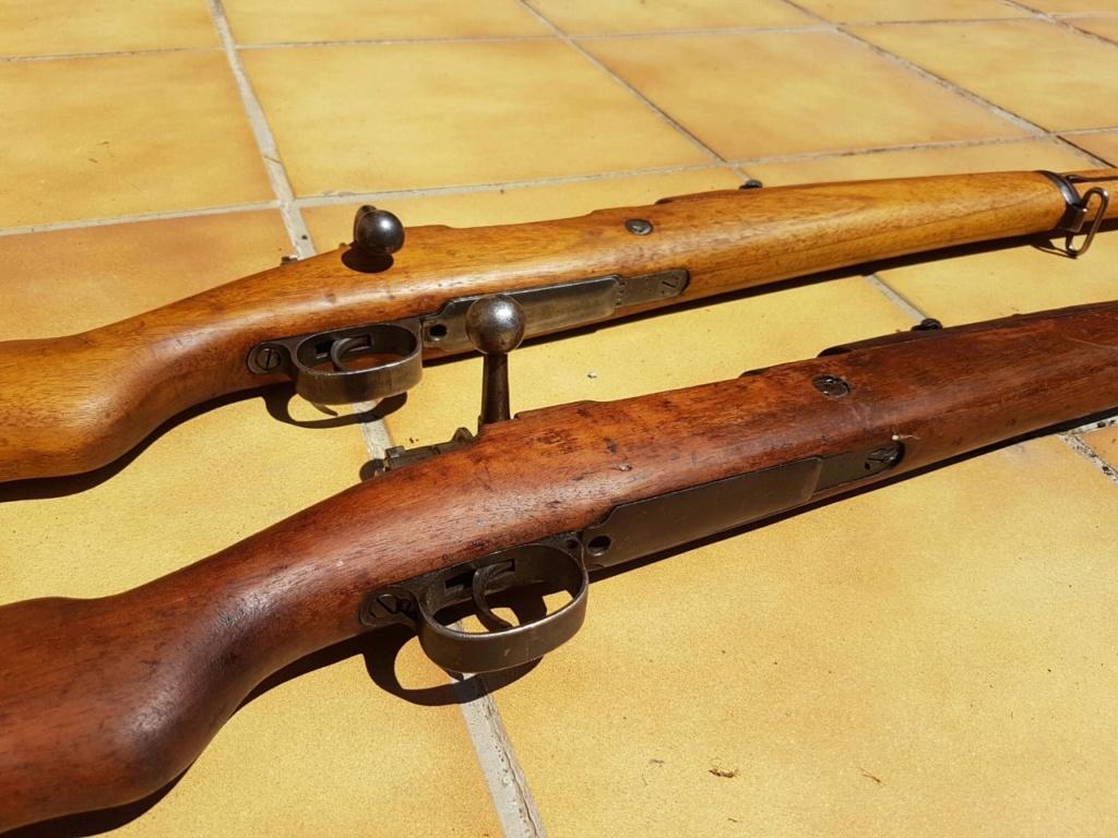 Mausers Turcs modèles 38 Thumbn49