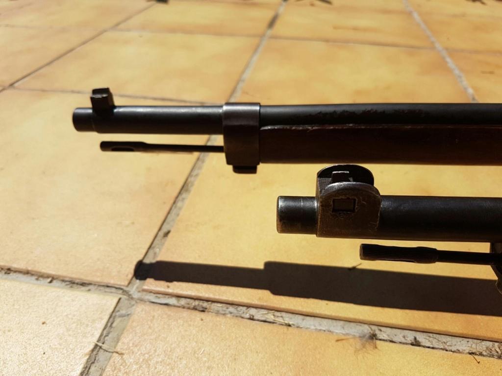 Mausers Turcs modèles 38 Thumbn50