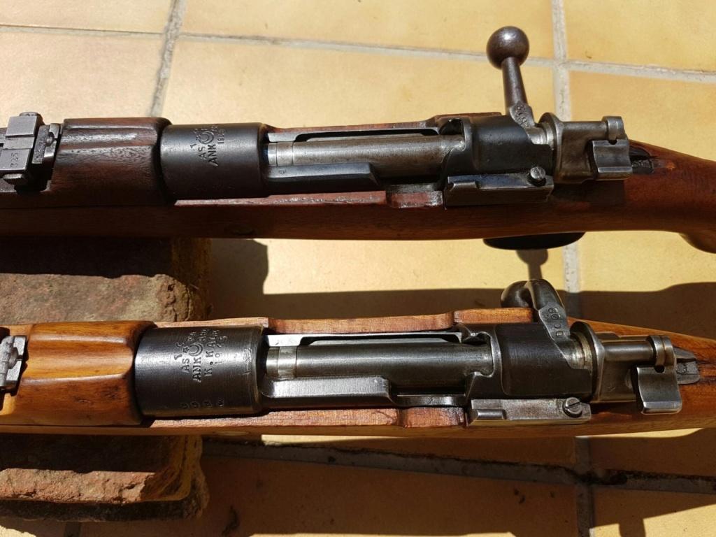 Mausers Turcs modèles 38 Thumbn51