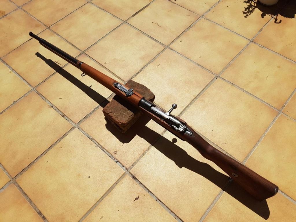 Gewehr 88/05/35 Turc Thumbn52