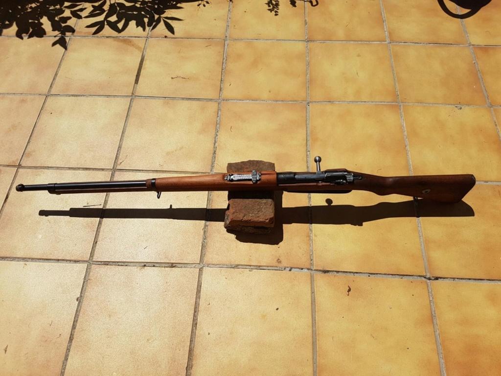 Gewehr 88/05/35 Turc Thumbn53