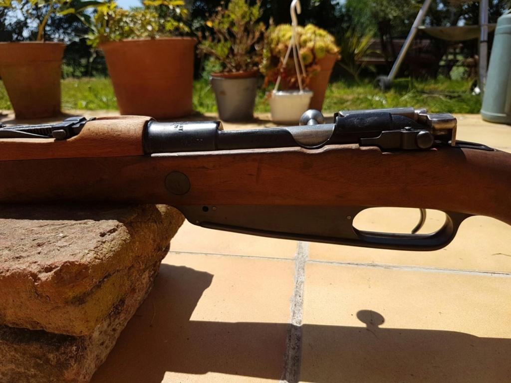 Gewehr 88/05/35 Turc Thumbn56