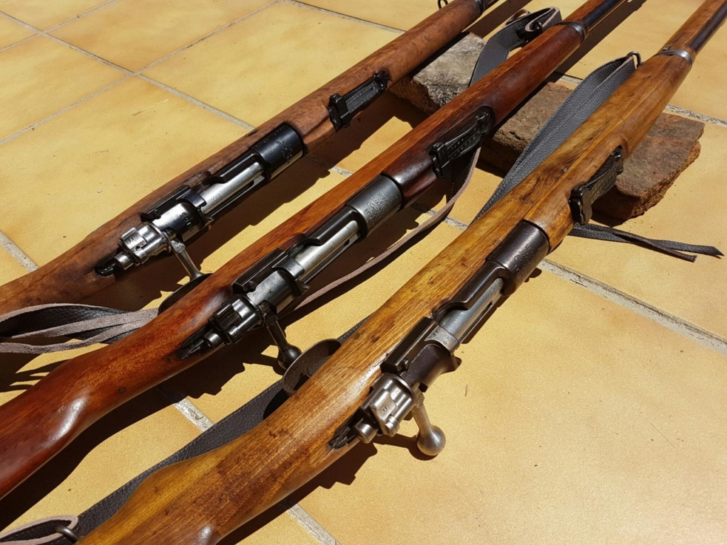 Mauser ottoman 1903 modifié 38 turc Thumbn60