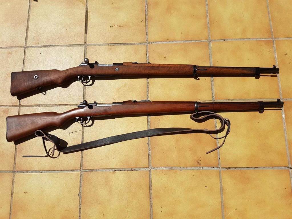 Mauser ottoman 1903 modifié 38 turc Thumbn61