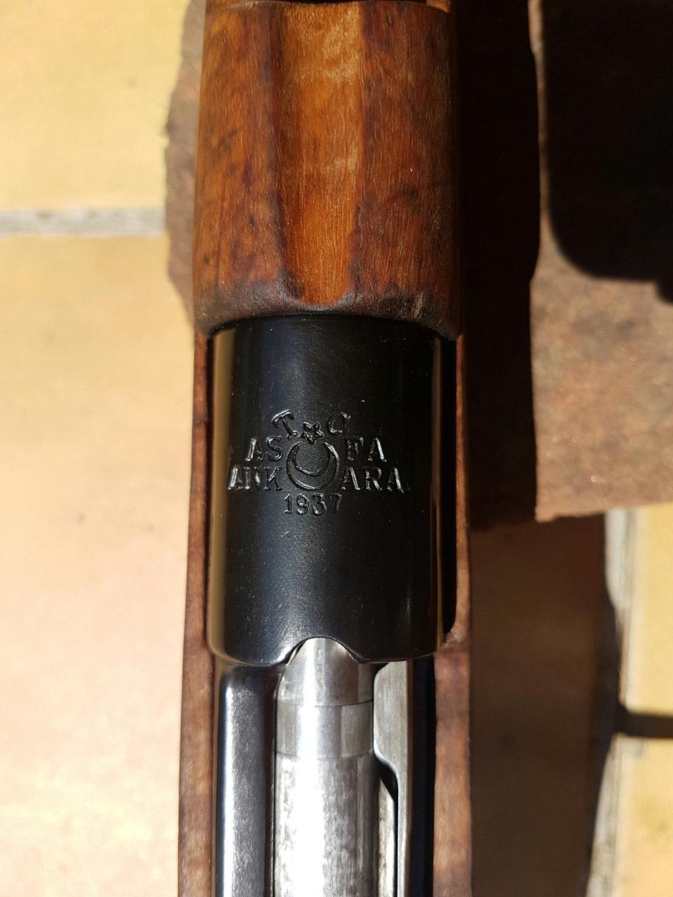 Mauser ottoman 1903 modifié 38 turc Thumbn62