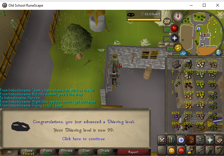99 Theiving & Loot 99thee10