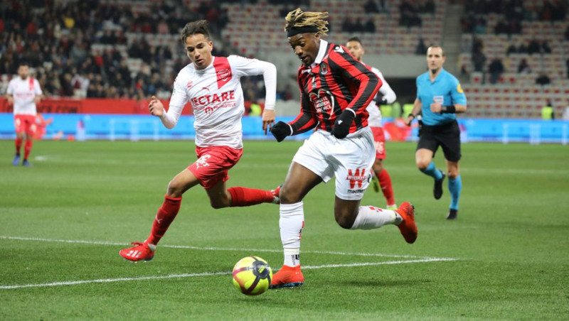 Championnat de Ligue 1 Conforama - J 22 - OGCN / NO  15485712