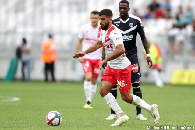 33 EME JOURNEE DE LIGUE 1 CONFORAMA : NÎMES OLYMPIQUE - GIRONDINS DE BORDEAUX  98bd1510
