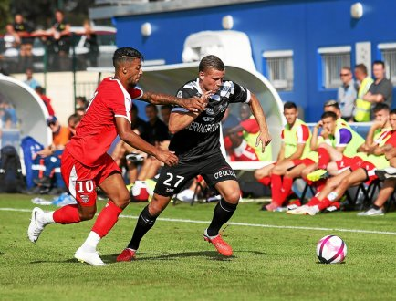 MATCHES AMICAUX 2018 - 2019 - Page 5 Img_7322