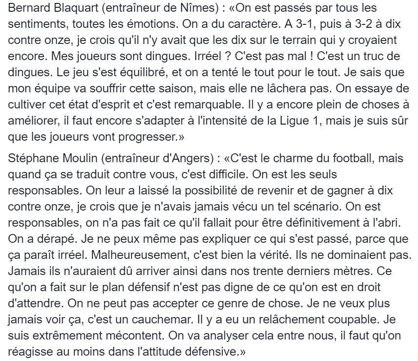 CHAMPIONNAT DE LIGUE 1 CONFORAMA , SAISON 2018-2019, J 1 : SCO ANGERS - NÎMES OLYMPIQUE  - Page 2 Img_7457