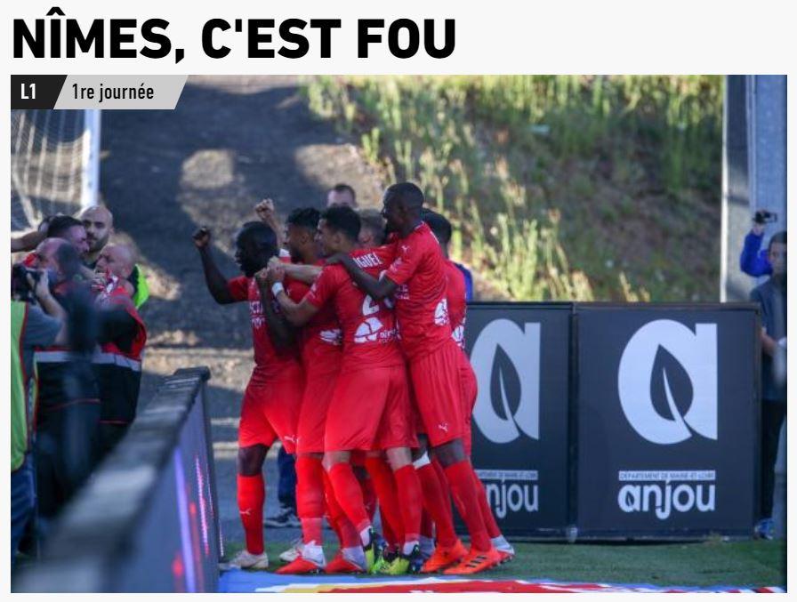 Première victoire en L1 du Nîmes Olympique Img_7466